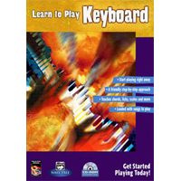 Alfred Software Learn to Play Keyboard (jewel case)