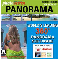 PC Treasures PhotoVista Panorama 3.0 Home Edition (Win)