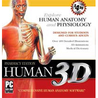 MegaSystems Human 3D Pharmacy Edition
