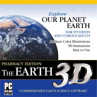MegaSystems The Earth 3D Pharmacy Edition (Win)