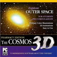 MegaSystems The Cosmos 3D Pharmacy Edition (PC)