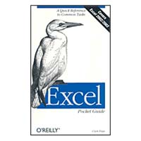 O'Reilly Excel Pocket Guide