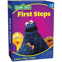 Nova Development Sesame Street First Steps (PC/Mac)
