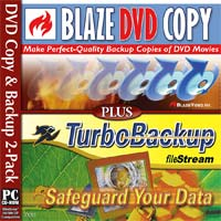 PC Treasures Blaze DVD Copy Plus Turbo Backup 2-Pack