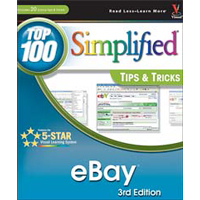 Wiley eBay: Top 100 Simplified Tips & Tricks, 3rd Edition