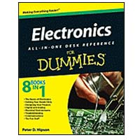 Wiley Electronics All-In-One Desk Reference For Dummies