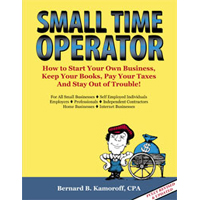 Small Time Operator, 10th Edition