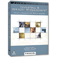 TOPICS Entertainment Investing & Wealth Management (Audio CD)