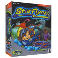PC Treasures StarFlyers: Alien Space Chase (PC/MAC)