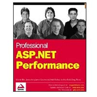 WROX Press Professional ASP.NET Performance