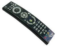 Inland Window Vista Multimedia Remote Control