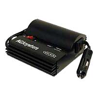Belkin DC/AC 140 Watt Power Inverter