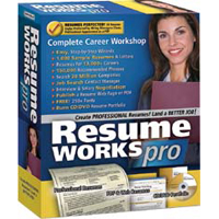 Individual Software Resume Works Pro (PC)