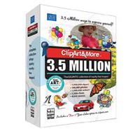 IMSI ClipArt&More 3.5 Million (Win/Mac)