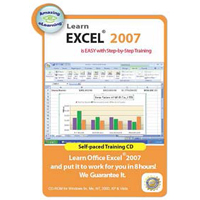 Amazing eLearning Learn Excel 2007 (PC)