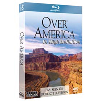 TOPICS Entertainment Over America (Blu-ray)