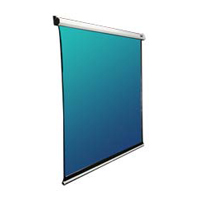 "Elite Screens 100"" Manual Series Projection Screen"