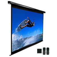 "Elite Screens 92"" Elite Vmax2 Projection Screen"