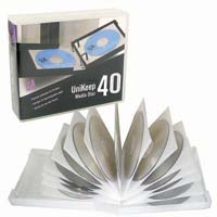 Unikeep Media Disc Wallet