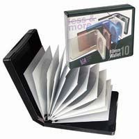 Unikeep 80mm Wallet with Mini-disc Pages