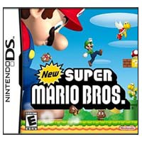 Nintendo New Super Mario Bros. (DS)