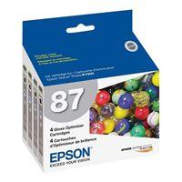 Epson T087020 Gloss Optimizer Cartridge