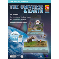 JC Research The Visual Guides: The Universe & Earth (PC/Mac)