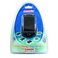 Digipower World Travel Charger for Kodak, Fuji, Casio Batteries
