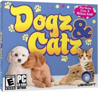 Encore Software Dogz & Catz (PC)