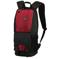 LowePro Fastpack 100 Red/Black Digital Camera Backpack