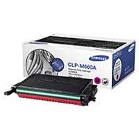 Samsung CLP-M660A Magenta Laser Toner Cartridge
