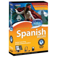 Individual Software Learn to Speak Spanish Deluxe 10 (PC)