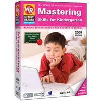 JC Research Weekly Reader Learning System 2009: Mastering Skills for Kindergarten