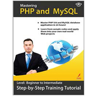 Amazing eLearning Mastering PHP and MySQL (PC)