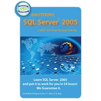 Amazing eLearning Mastering SQL Server 2005 (PC)