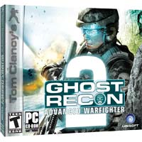 Encore Software Tom Clancy's Ghost Recon Advanced Warfighter 2 (PC)