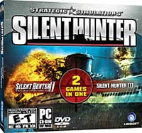 Encore Software Silent Hunter II & III (JC)