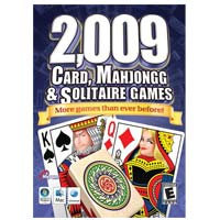 Masque 2009 Cards, Mahjongg & Solitaire Games (PC / MAC)
