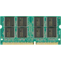 Micro Center Optima 2GB DDR2-667/800 (PC-5300/6400) SO-DIMM Laptop Memory Module