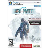 Capcom Lost Planet Extreme Condition: Colonies Edition (PC)