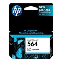 HP HP 564 Photo Black Ink Cartridge (CB317WN)