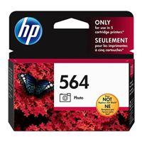 HP 564 Photo Black Ink Cartridge (CB317WN)