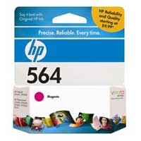 HP HP 564 Magenta Ink Cartridge (CB319WN)