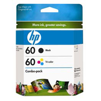 HP HP 60 Combo Pack (CD947FN)