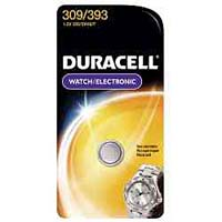 Duracell Watch Battery #309/393