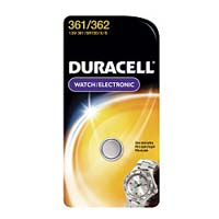 Duracell Watch Battery #361/362