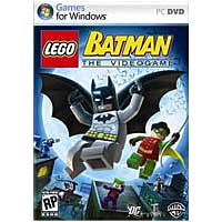 Warner Brothers LEGO Batman: The Videogame (PC)