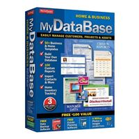 Avanquest MyDatabase Home & Business (PC)