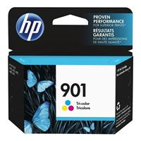 HP 901 Tri-Color Ink Cartridge (CC656AN)