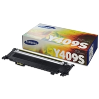 Samsung CLT-Y409S Yellow Laser Toner Cartridge